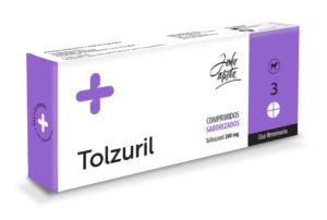 Tolzuril comprimidos saborizados